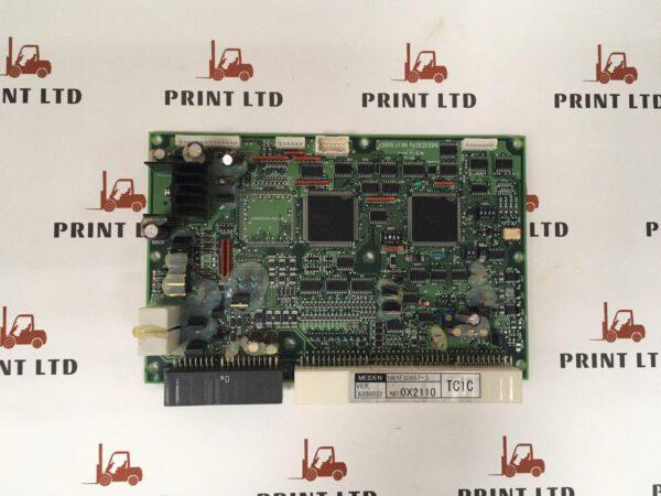 181E2-62411 Силова панель управління