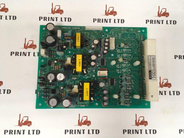 181E2-62401 Панель CPU